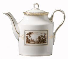 Richard Ginori Impero Fiesole Coffee Pot 0.510 ltr